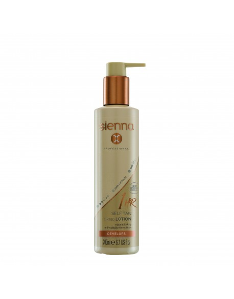 Sienna-X 1 Hour Self Tan Tinted Lotion