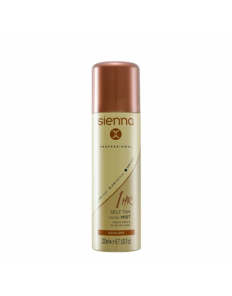 Sienna-X 1 Hour Self Tan Tinted Mist