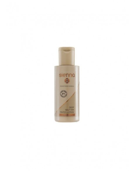 SIENNA-X -MINI  DEEP SELF TAN LOTION