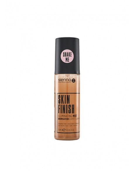 SKIN FINISH mirdzuma sprejs - SKIN FINISH Illuminating Mist