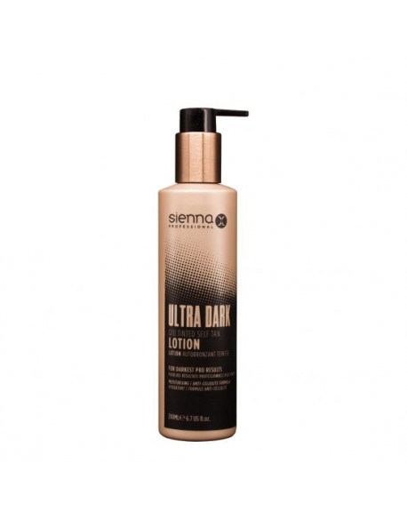 Ultra Dark Q10 Tinted Self Tan Sleep Lotion