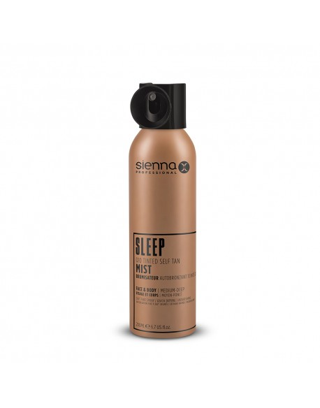 SIENNA-X Q10 Self Tan Tinted Mist