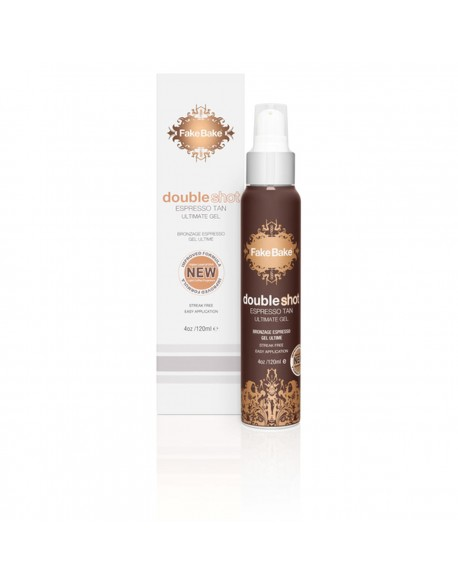Double Shot Espresso self tan gel