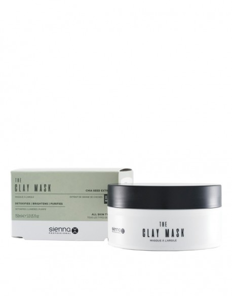Sienna-X Mālu maska 150ml - The Clay Mask