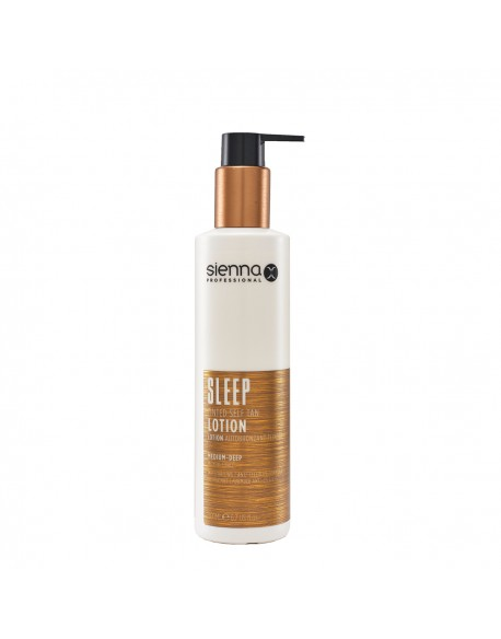 PAŠTONĒJOŠS LOSJONS SLEEP DZIĻAM IEDEGUMAM - SLEEP TINTED SELF TAN LOTION
